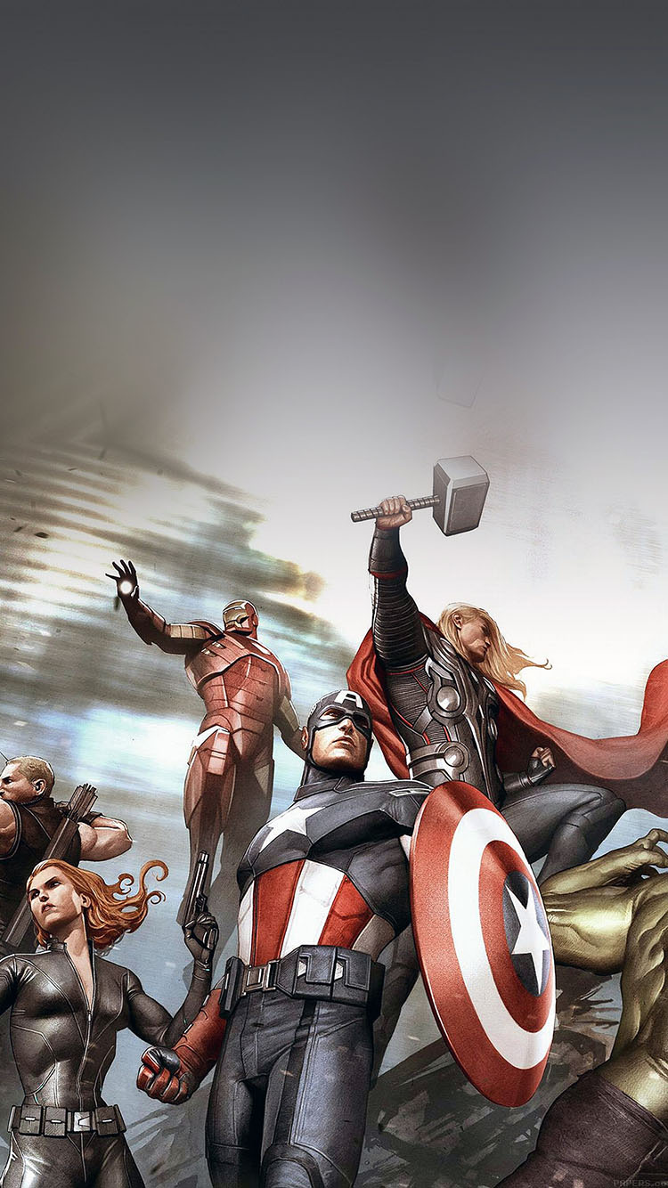 Papers.co-iPhone5-iphone6-plus-wallpaper-ab87-wallpaper-avengers-illust