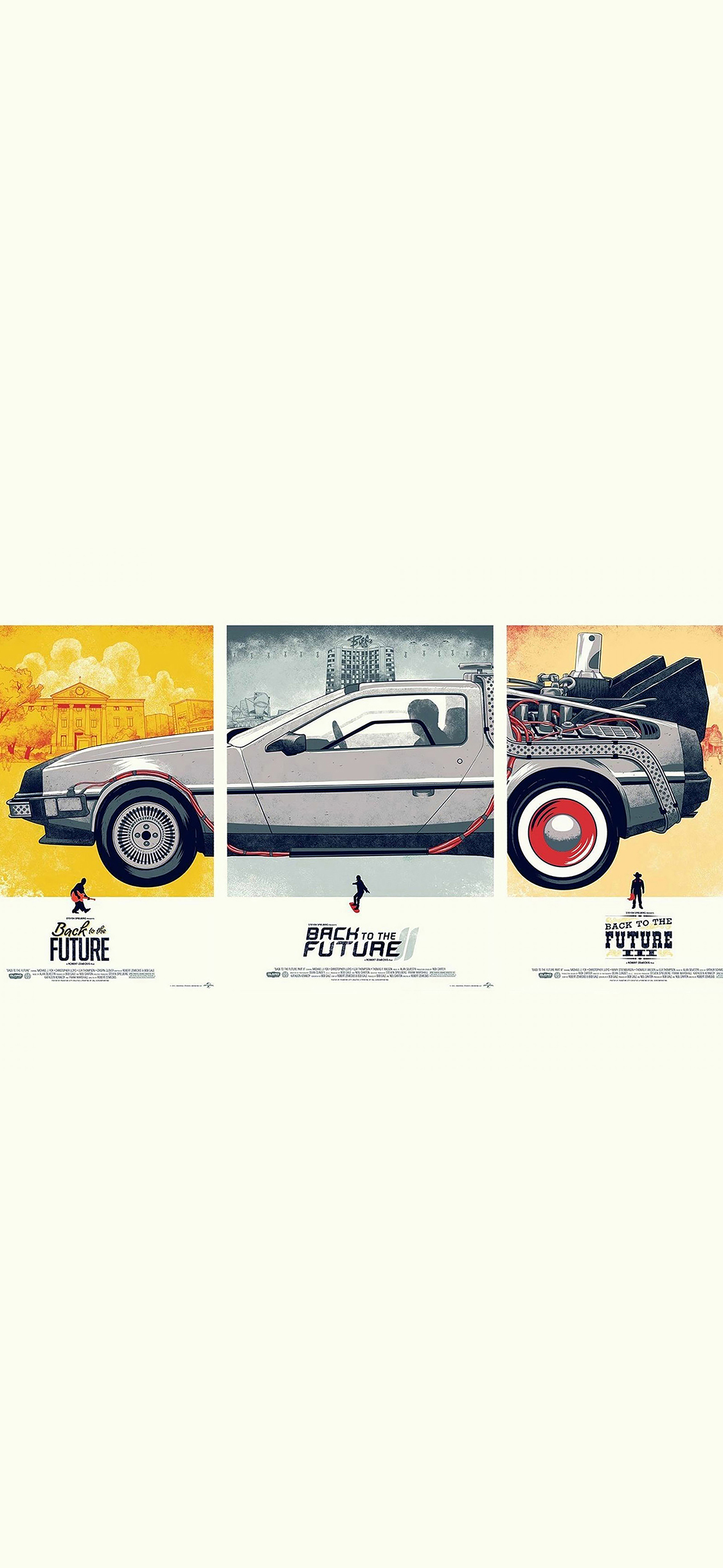 Iphonexpapers Ab88 Wallpaper Back To The Future Film