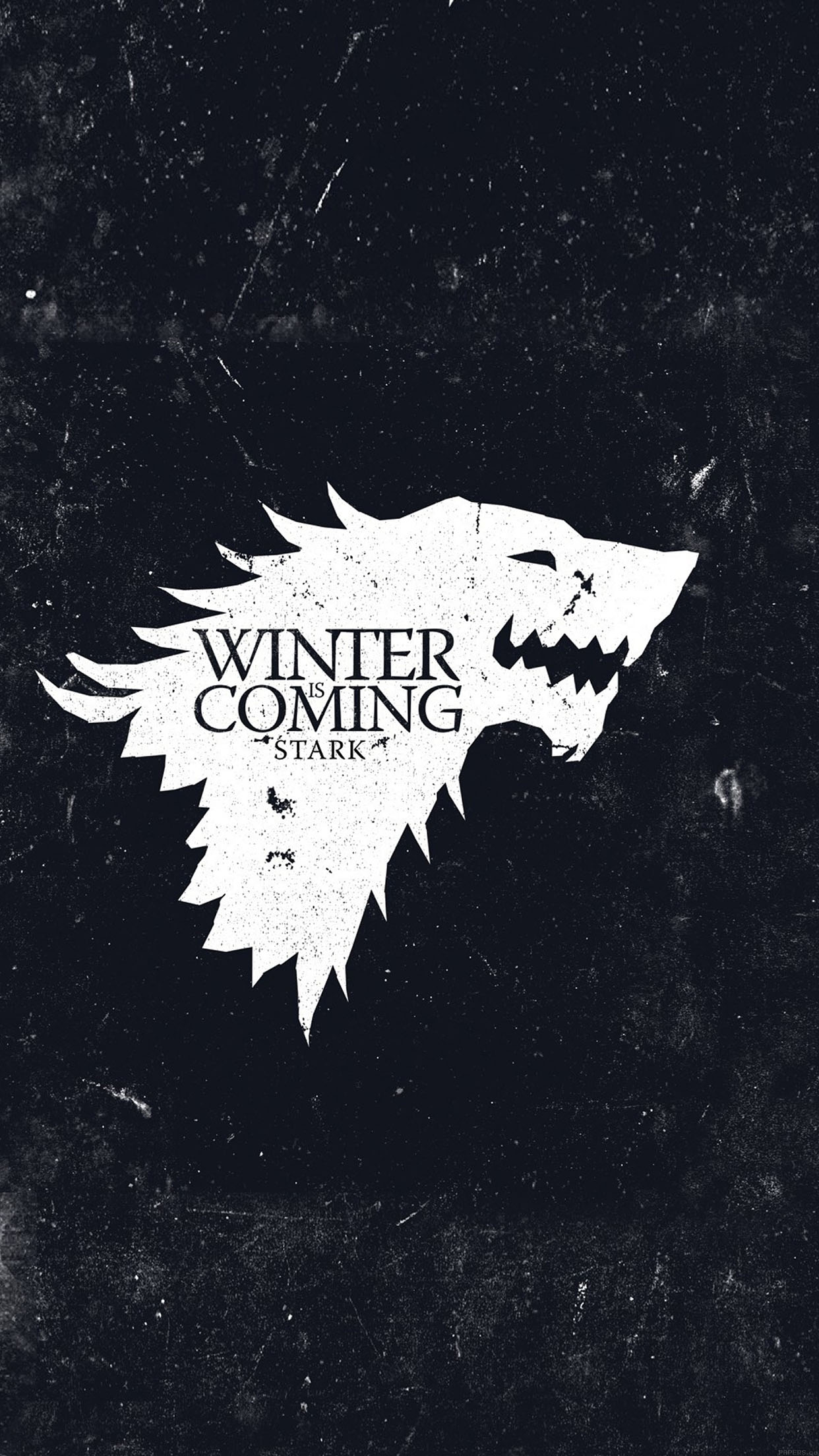 iPhone6papers ab90 wallpaper game of thrones winter is ing