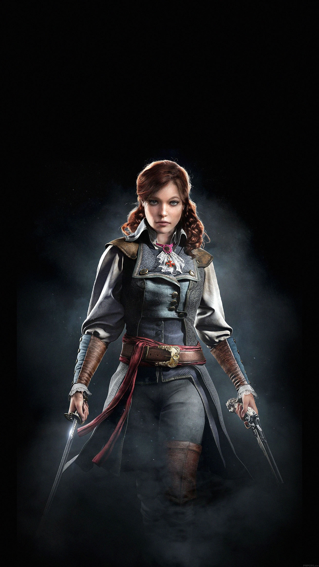 Ab96 Wallpaper Assassins Creed Unity Elise Game