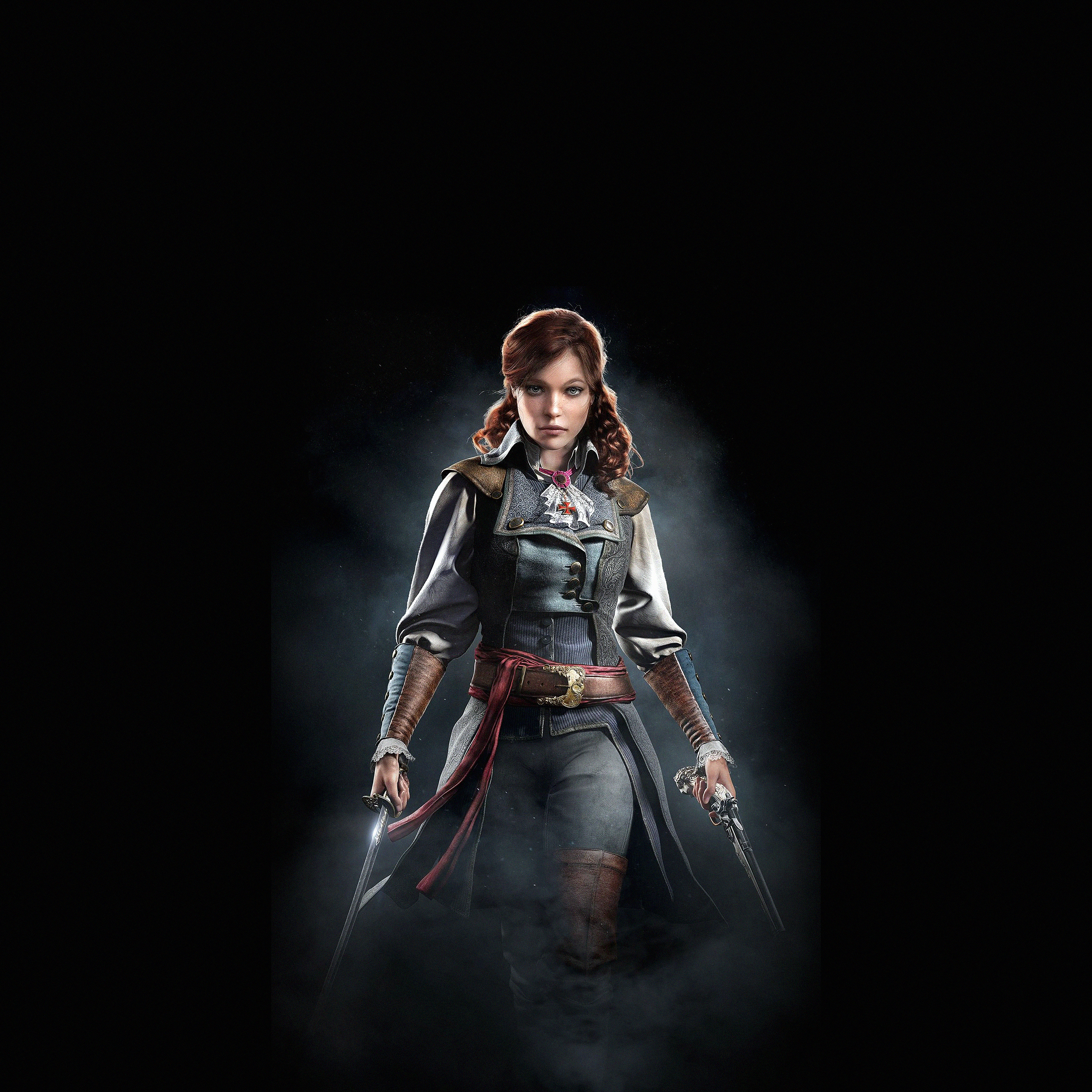 Ab96 Wallpaper Assassins Creed Unity Elise Game Papers Co