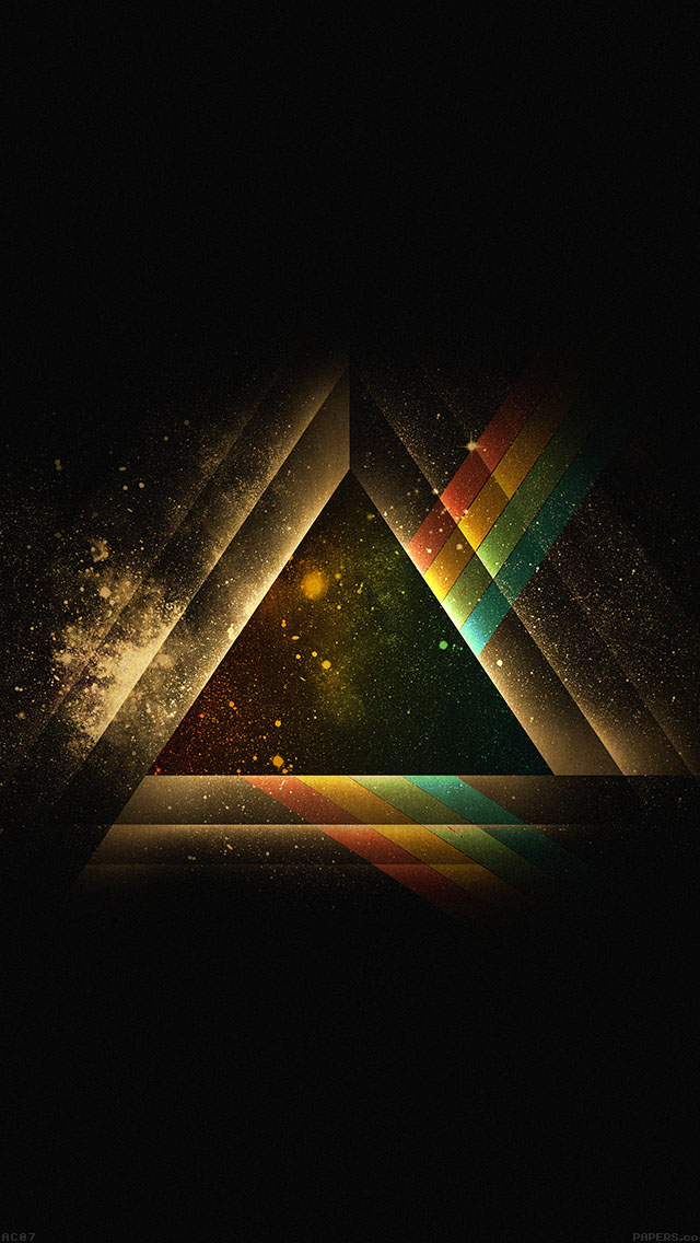 freeios8.com-iphone-4-5-6-ipad-ios8-ac07-wallpaper-triangle-art-rainbow-illust-graphic