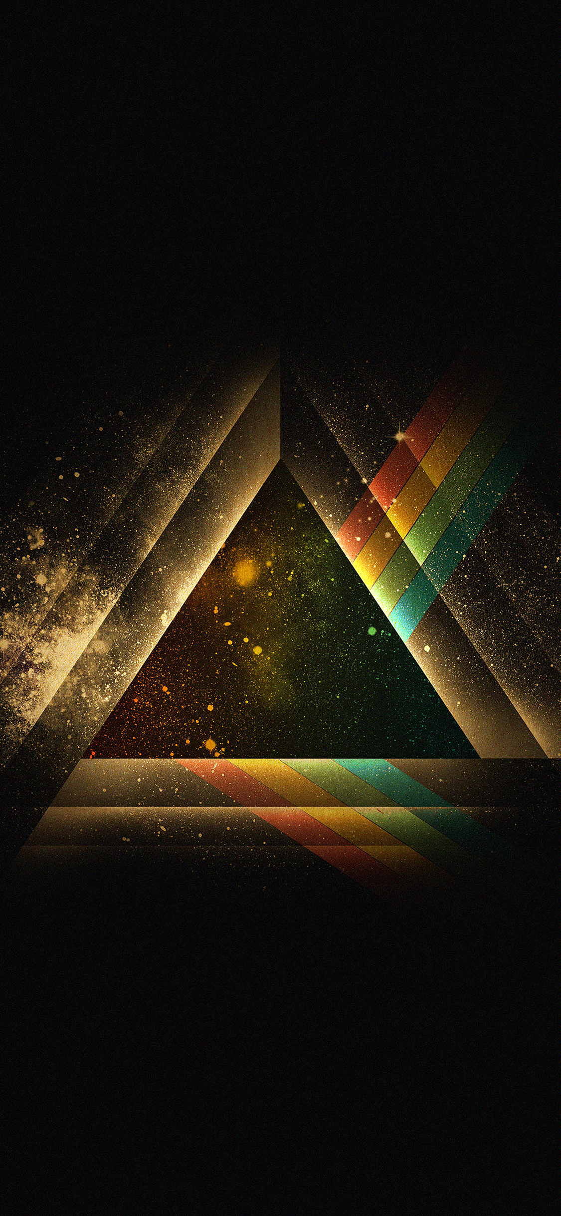 iPhoneXpapers.com-Apple-iPhone-wallpaper-ac07-wallpaper-triangle-art-rainbow-illust-graphic