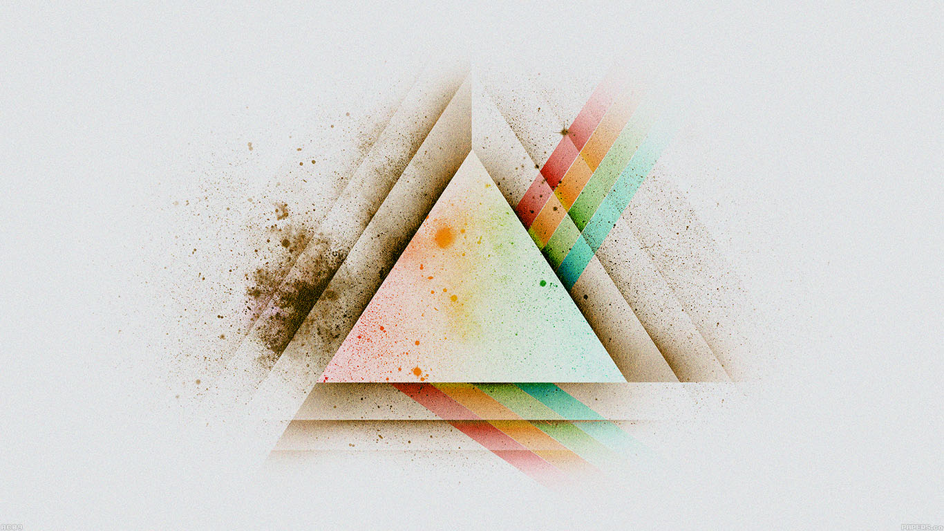 iPapers.co-Apple-iPhone-iPad-Macbook-iMac-wallpaper-ac09-wallpaper-triangle-art-white-rainbow-illust-graphic