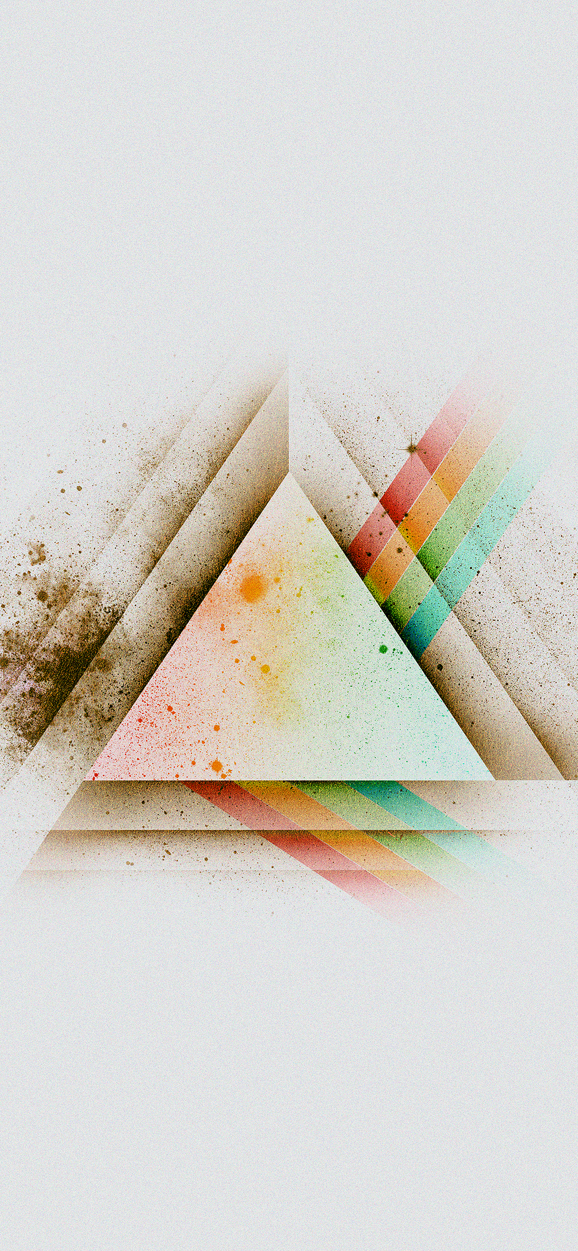 iPhoneXpapers.com-Apple-iPhone-wallpaper-ac09-wallpaper-triangle-art-white-rainbow-illust-graphic