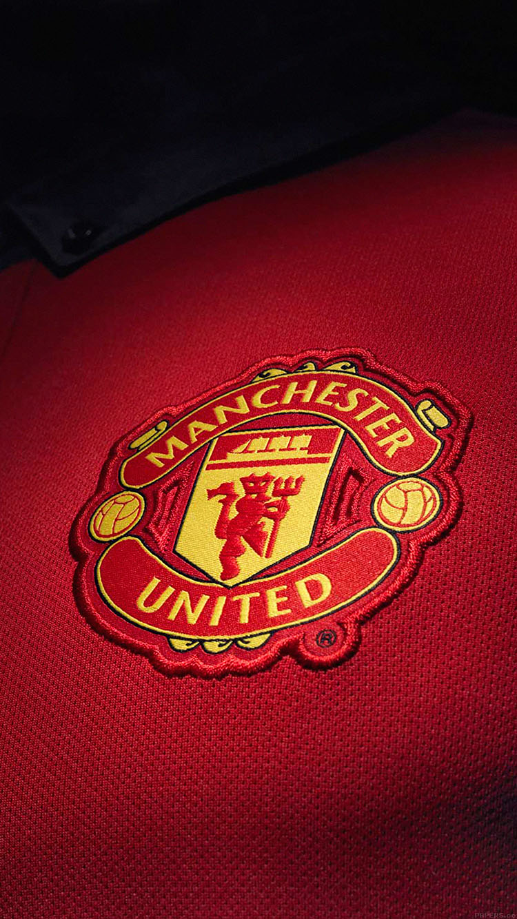 Papers.co-iPhone5-iphone6-plus-wallpaper-ac14-wallpaper-mancester-united-logo-sports