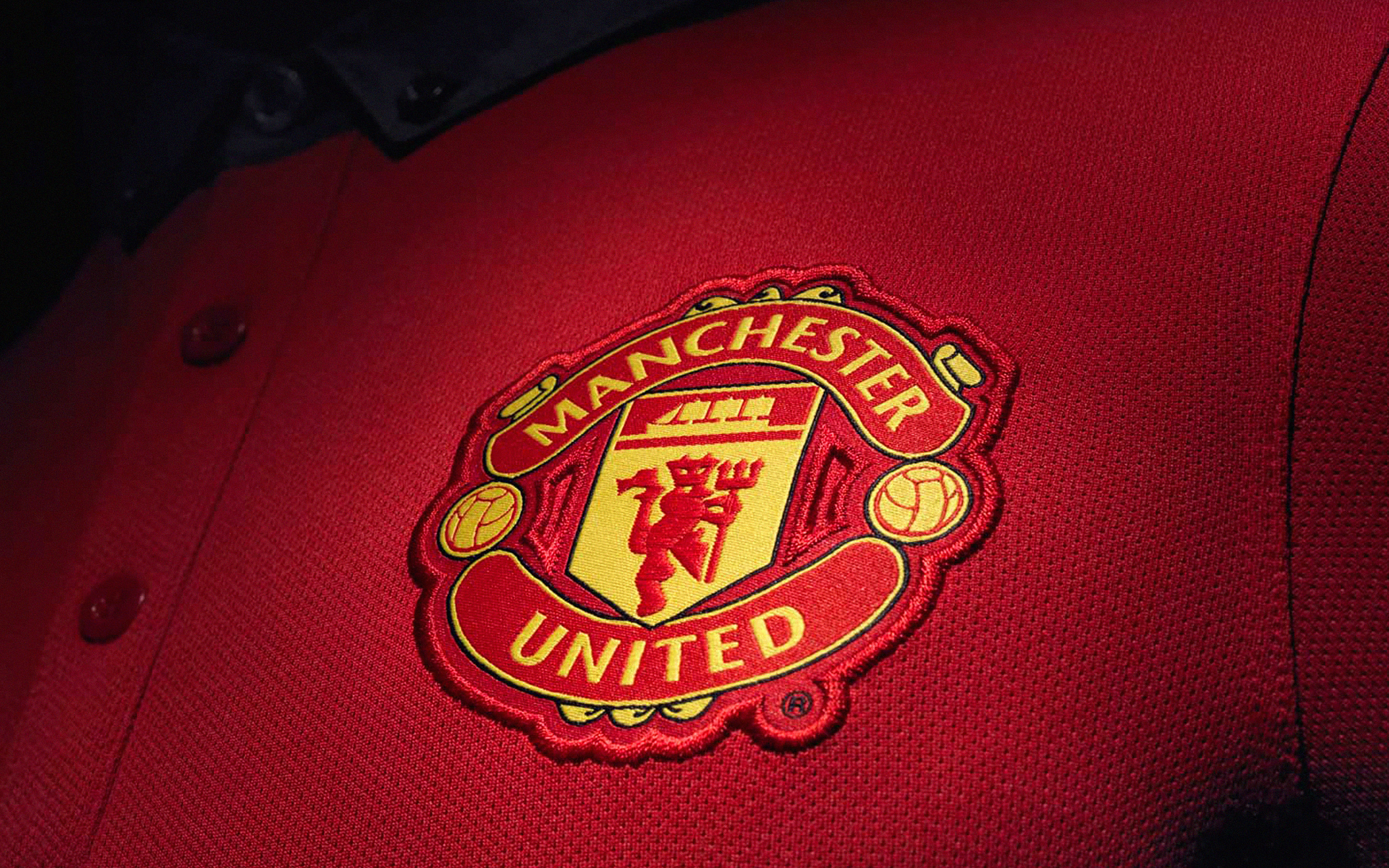 Ac14 Wallpaper Mancester United Logo Sports Papers Co