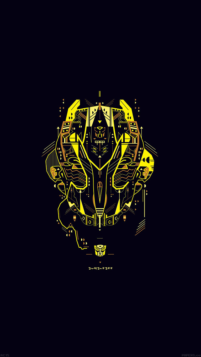 freeios8.com-iphone-4-5-6-ipad-ios8-ac15-wallpaper-transformer-logo-art-illust