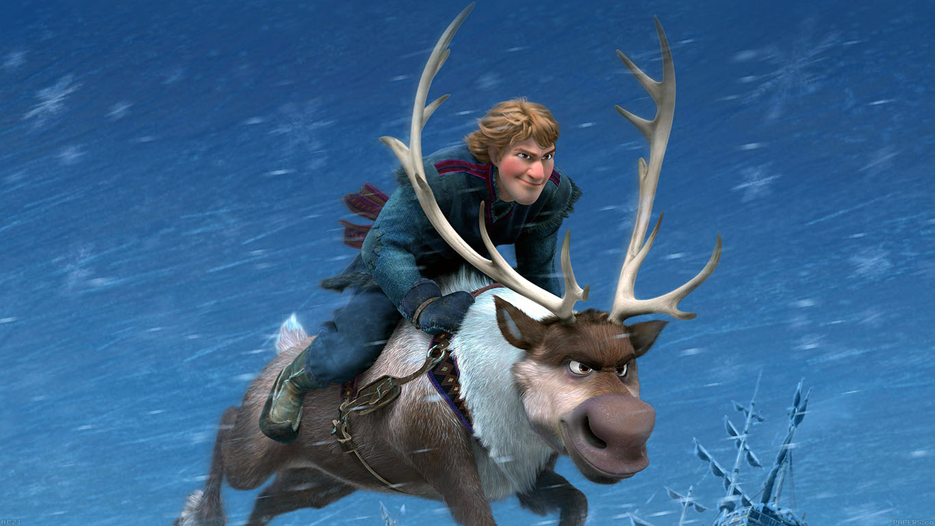 iPapers.co-Apple-iPhone-iPad-Macbook-iMac-wallpaper-ac21-wallpaper-frozen-running-kristoff-disney