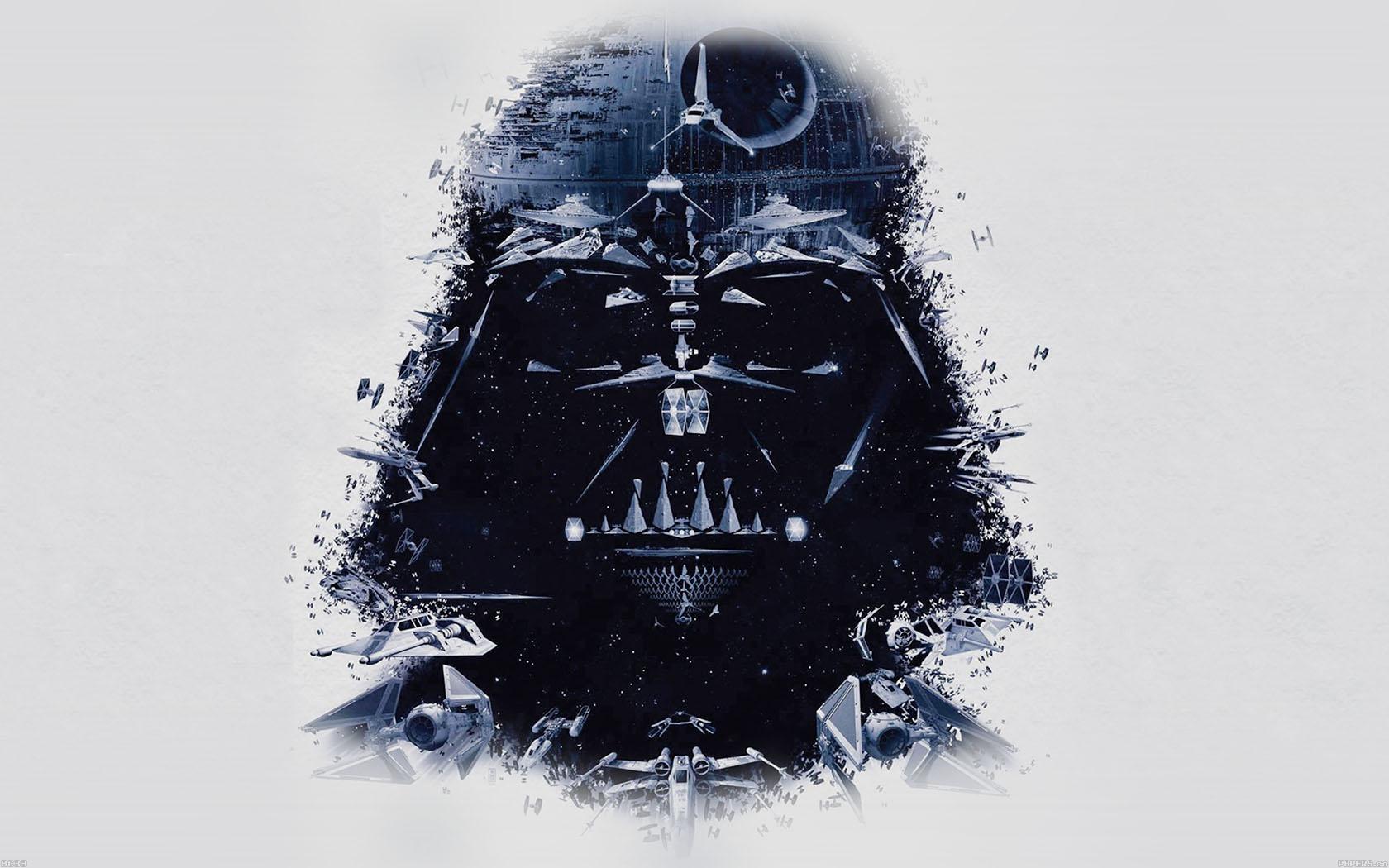 Ac33 Wallpaper Darth Vader Art Star Wars Illust Papers Co