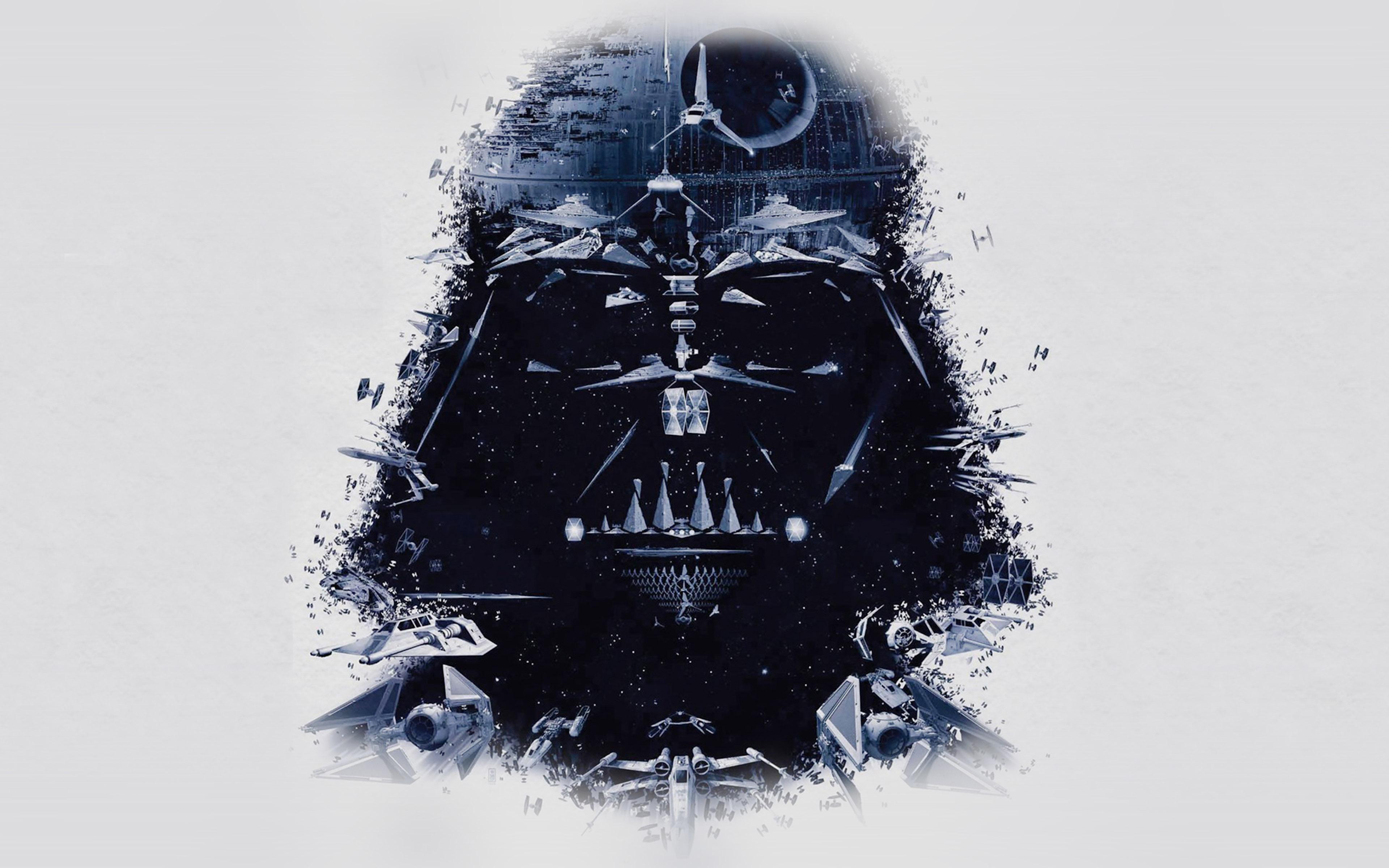 Darth Vader Wallpaper Iphone: Ac33-wallpaper-darth-vader-art-star-wars-illust