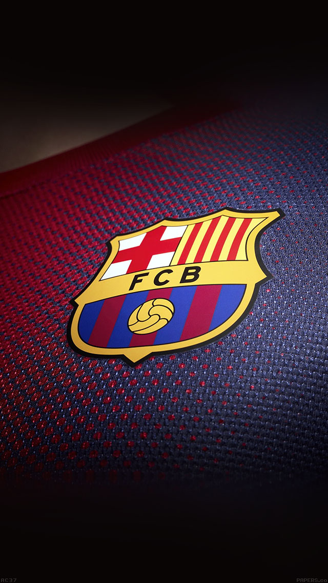 freeios8.com-iphone-4-5-6-ipad-ios8-ac37-wallpaper-barcelona-logo-emblem-sports