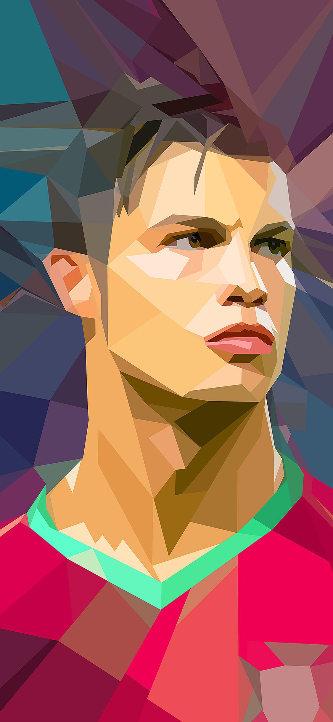 iPhoneXpapers.com-Apple-iPhone-wallpaper-ac47-wallpaper-c-ronaldo-illust-art-soccer-sports
