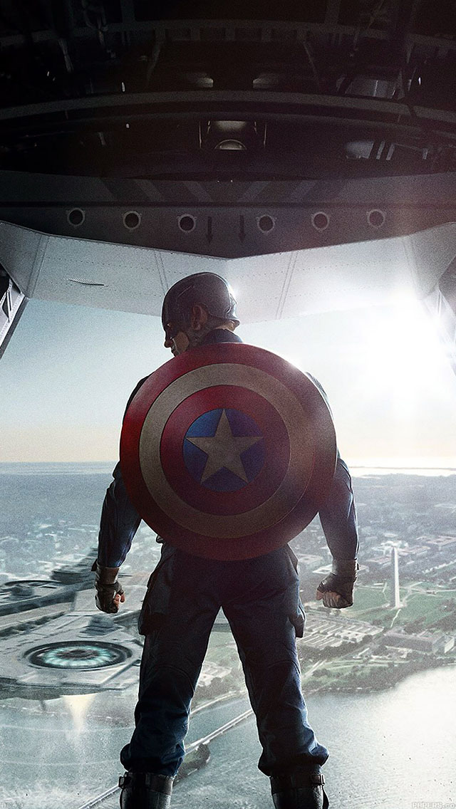 freeios8.com-iphone-4-5-6-ipad-ios8-ac49-wallpaper-captain-america-soldier-face-film-hero