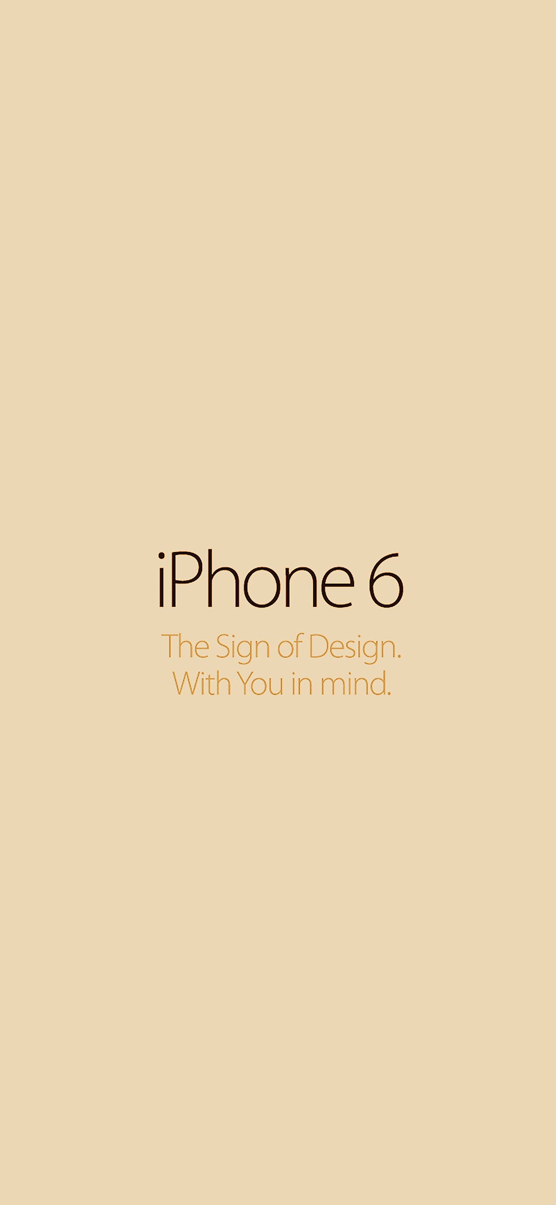 Ac60 Wallpaper Iphone6 Gold Logo Apple Papersco