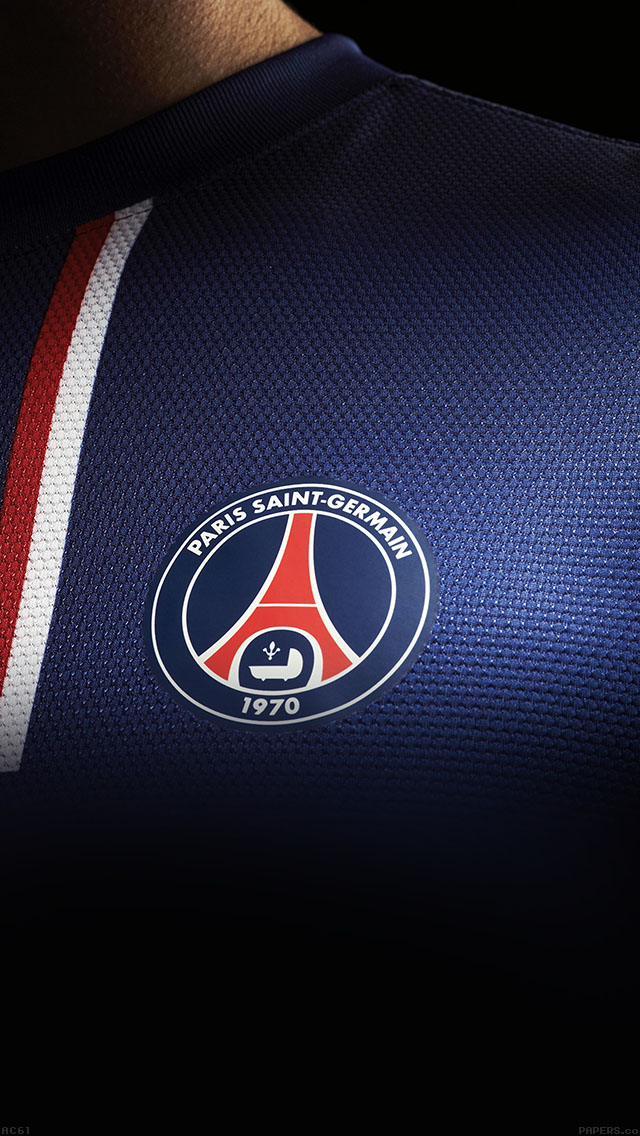 freeios8.com-iphone-4-5-6-ipad-ios8-ac61-wallpaper-psg-paris-saint-germain-fc-jersey-logo-soccer