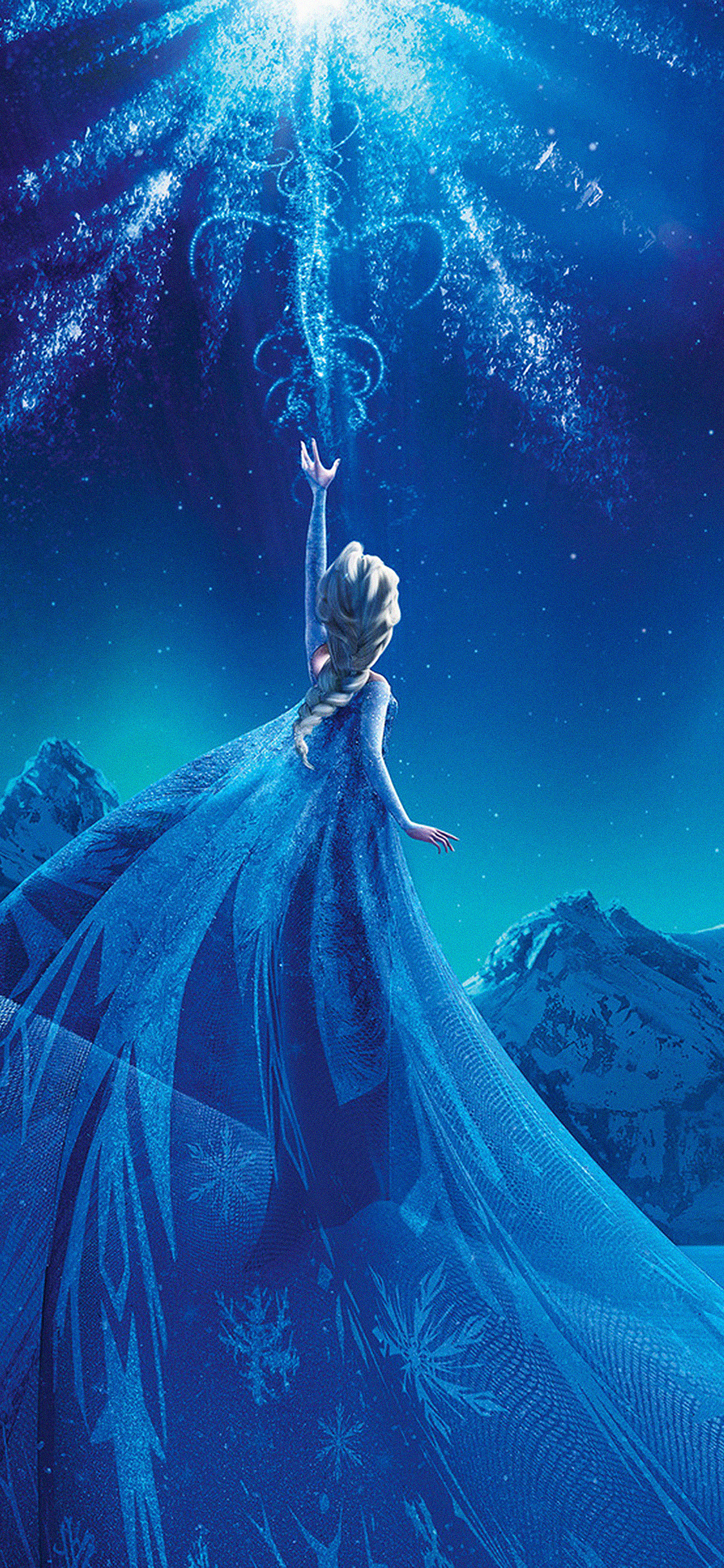 Iphonepapers Ac69 Wallpaper Elsa Frozen Queen Disney