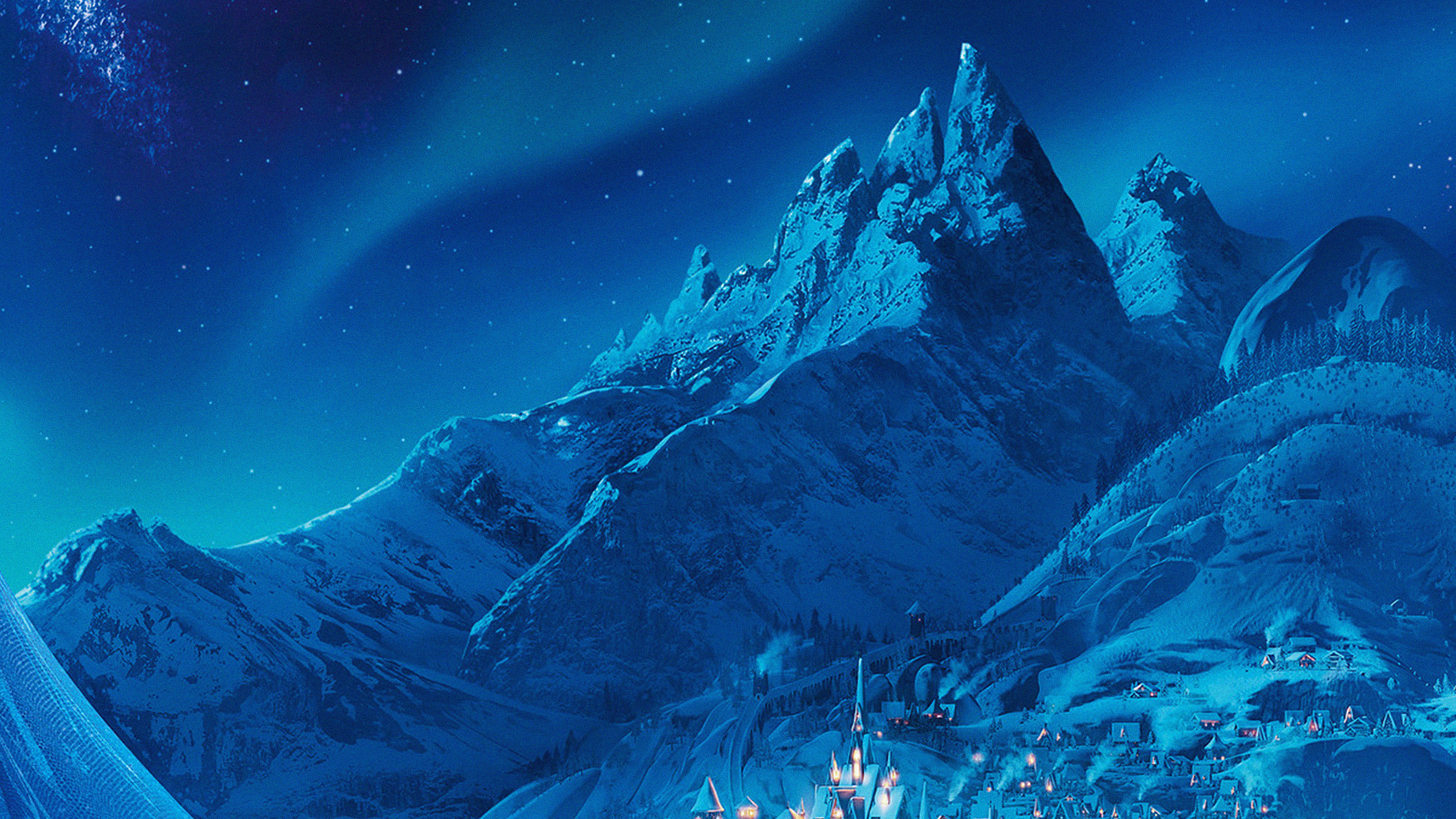 ac70-wallpaper-elsa-frozen-castle-queen-disney-illust-snow ...