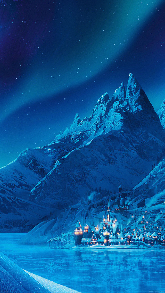 daily-best disney illustration mountain