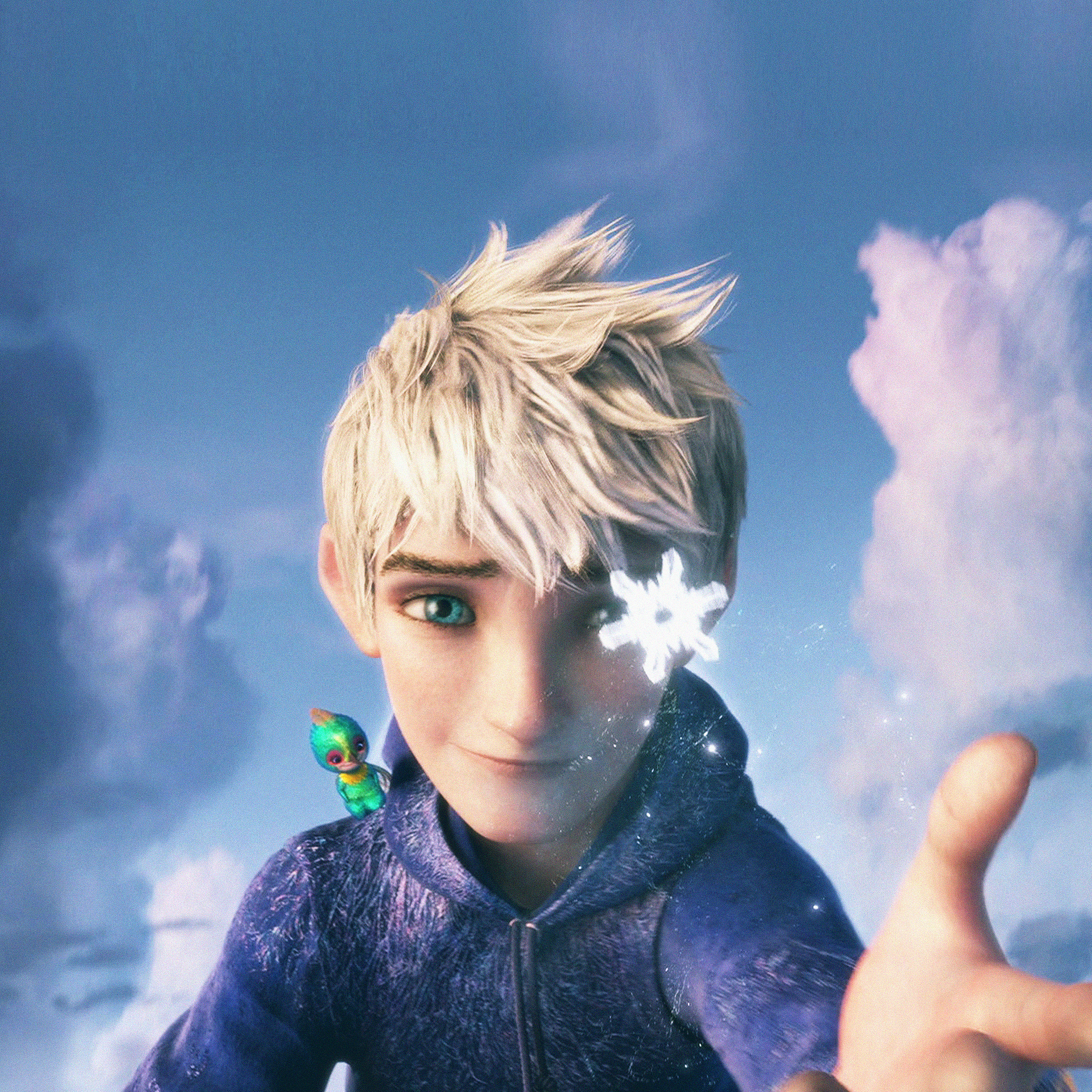 Ac71 Wallpaper Jack Frost Rise Of The Guardians Illust Papers Co