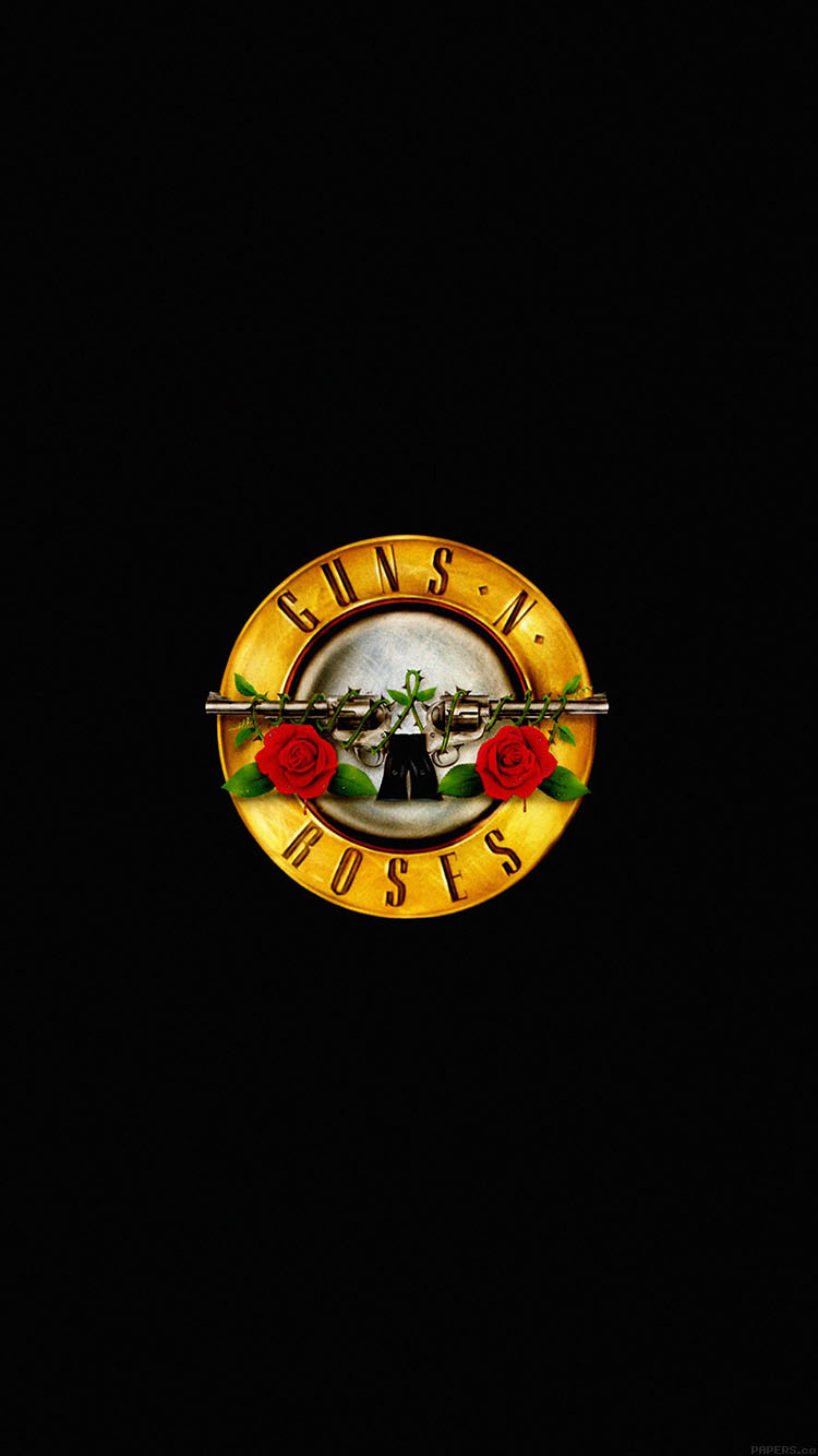 Ac74 wallpaper guns n roses logo music dark - Wallpaper guns and roses ...