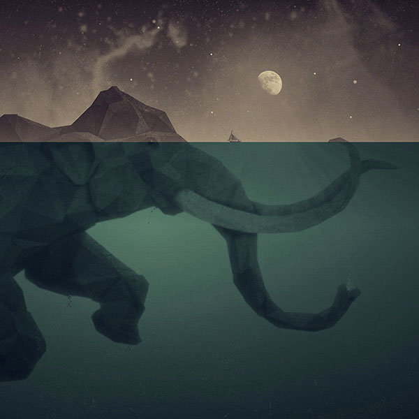 iPapers.co-Apple-iPhone-iPad-Macbook-iMac-wallpaper-ac75-wallpaper-elephant-illust-sea-swim-art