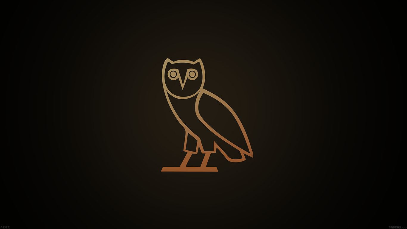 iPapers.co-Apple-iPhone-iPad-Macbook-iMac-wallpaper-ac82-wallpaper-ovo-owl-logo-dark-minimal