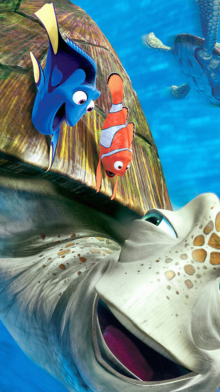 iPhone6papers.co-Apple-iPhone-6-iphone6-plus-wallpaper-ac84-wallpaper-finding-nemo-disney-pixar-illust-sea-animals