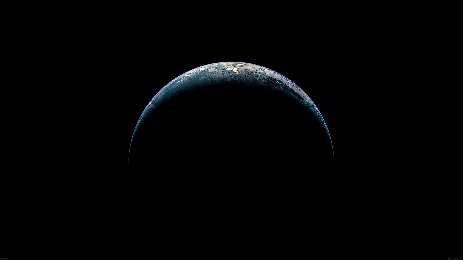 ac94 wallpaper ios8 apple iphone6 plus earth from sky