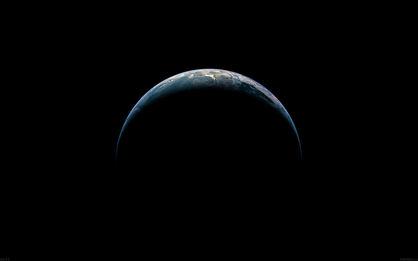 Ac94 Wallpaper Ios8 Apple Iphone6 Plus Earth From Sky Wallpaper