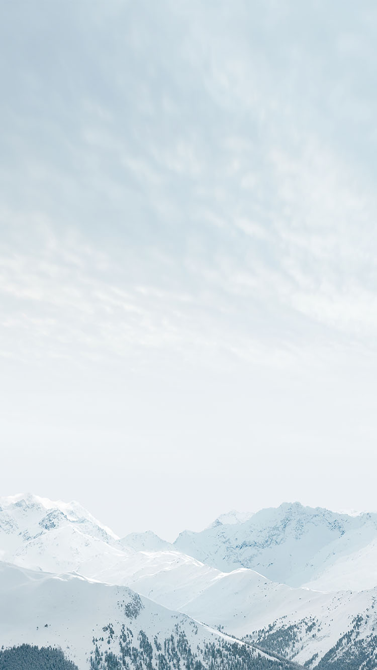 iPhonepapers.com-Apple-iPhone8-wallpaper-ad11-wallpaper-snow-mountain-ios8-iphone6-plus-official-white