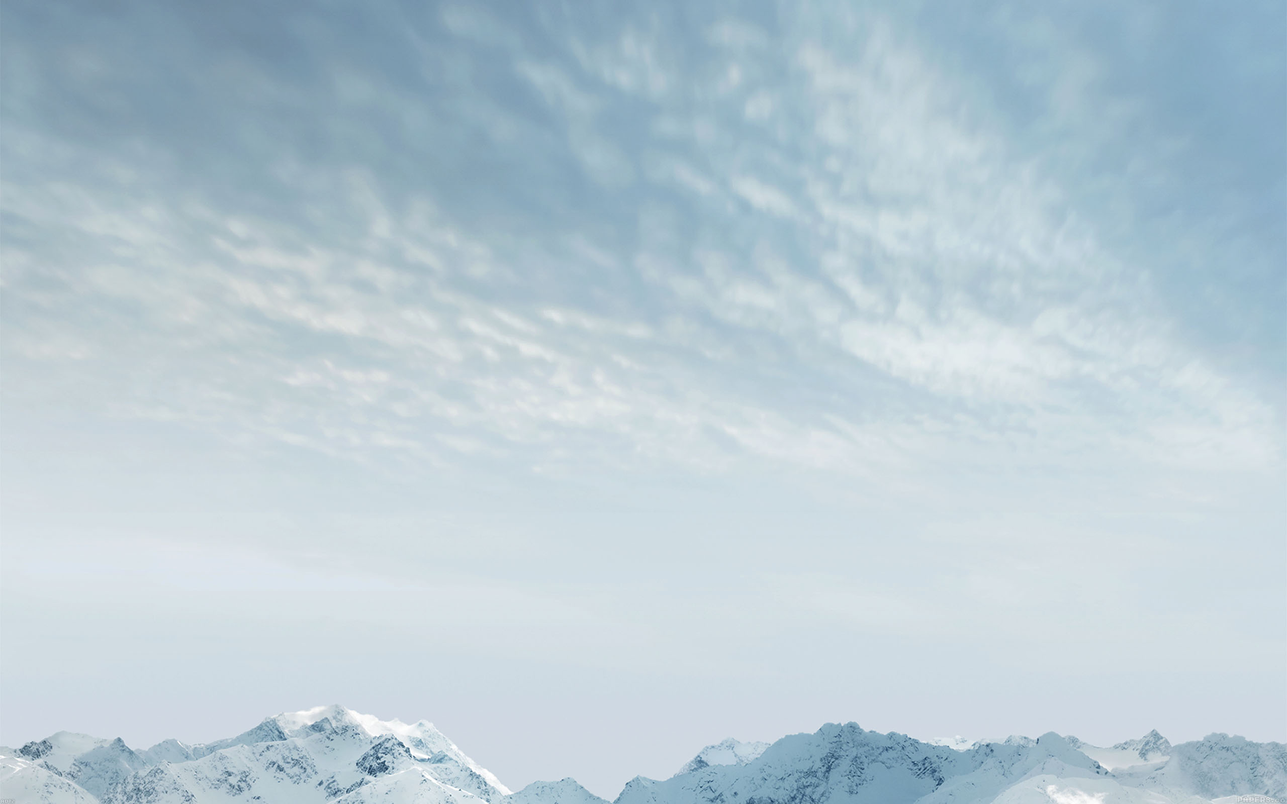 Ad02 Wallpaper Apple Ios8 Iphone6 Plus: Ad12-wallpaper-snow-mountain-ios8-iphone6-plus-official