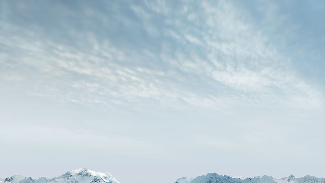iPapers.co-Apple-iPhone-iPad-Macbook-iMac-wallpaper-ad12-wallpaper-snow-mountain-ios8-iphone6-plus-official-blue