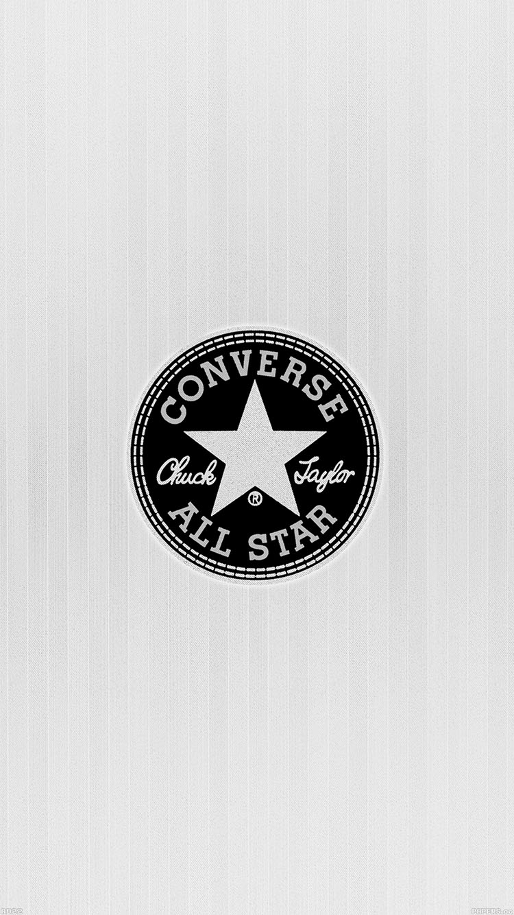 iPhonepapers.com-Apple-iPhone8-wallpaper-ad22-converse-allstar-logo-white