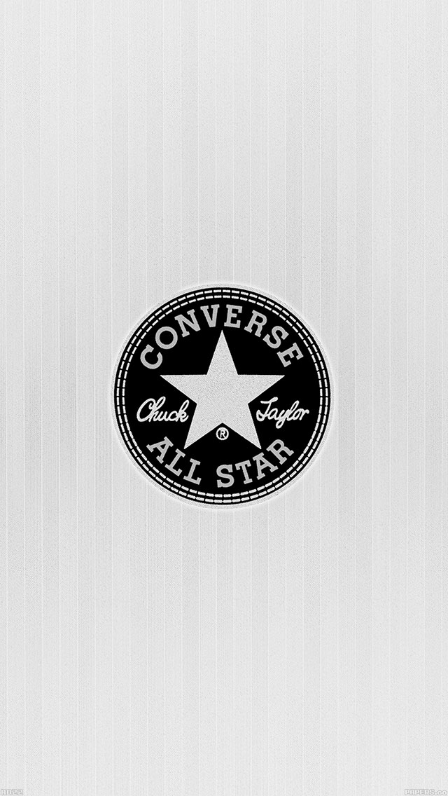 Ad22 converse allstar logo white papers iphone se voltagebd Images