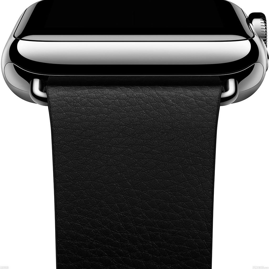 android-wallpaper-ad23-apple-watch-leather-wallpaper