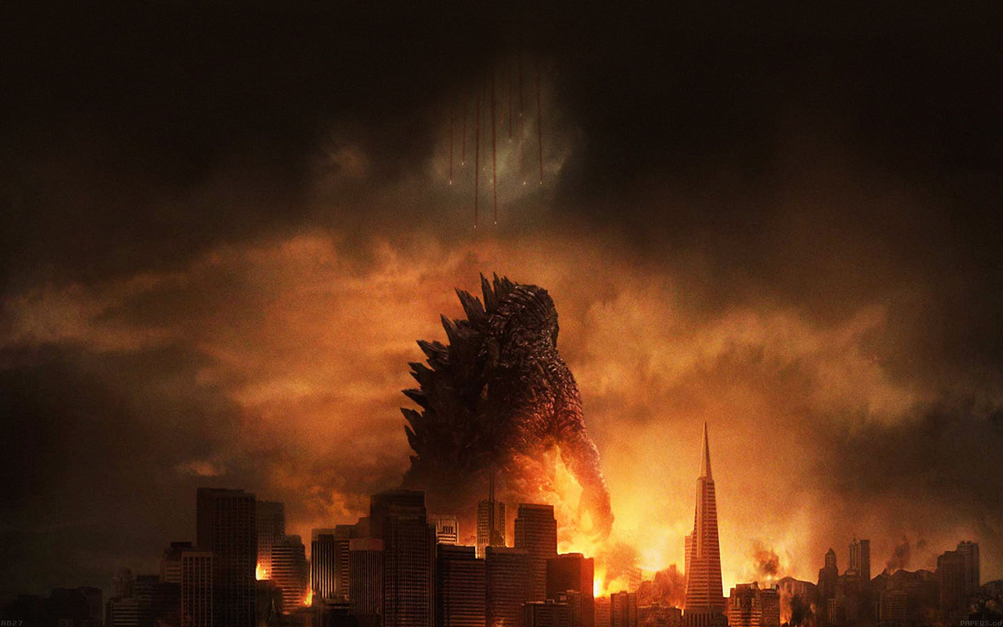 ad27-godzilla-poster-film - Papers.co