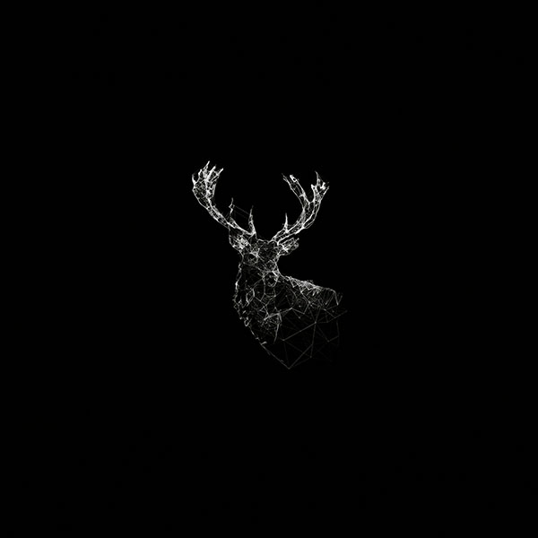 iPapers.co-Apple-iPhone-iPad-Macbook-iMac-wallpaper-ad29-deer-animal-illust-dark