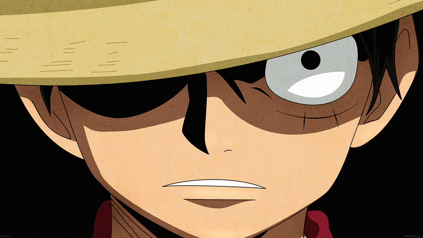 Wallpaper For Desktop Laptop Ad37 One Piece Anime
