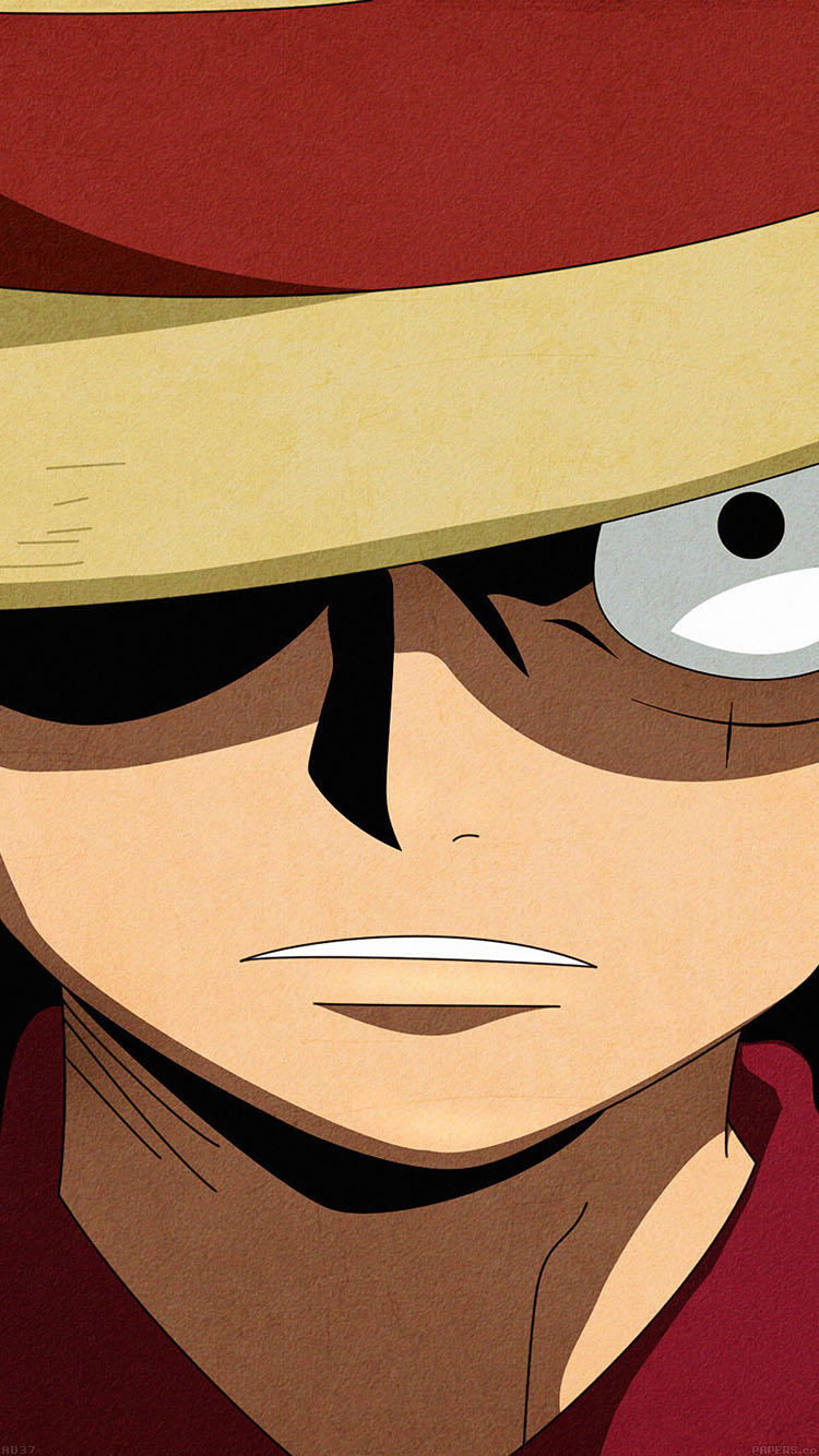 Ad37 One Piece Anime Papers