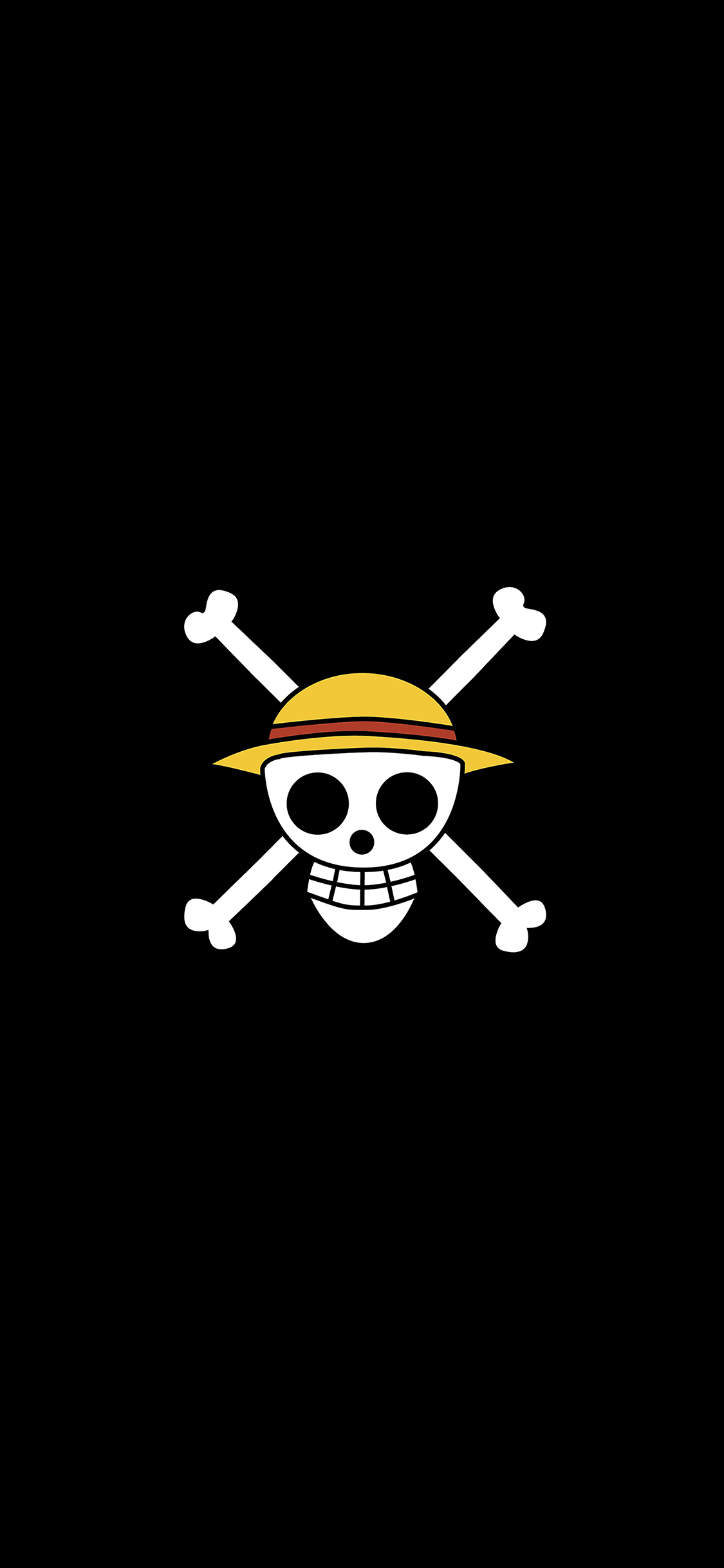 Iphonexpapers Ad49 One Piece Logo Art