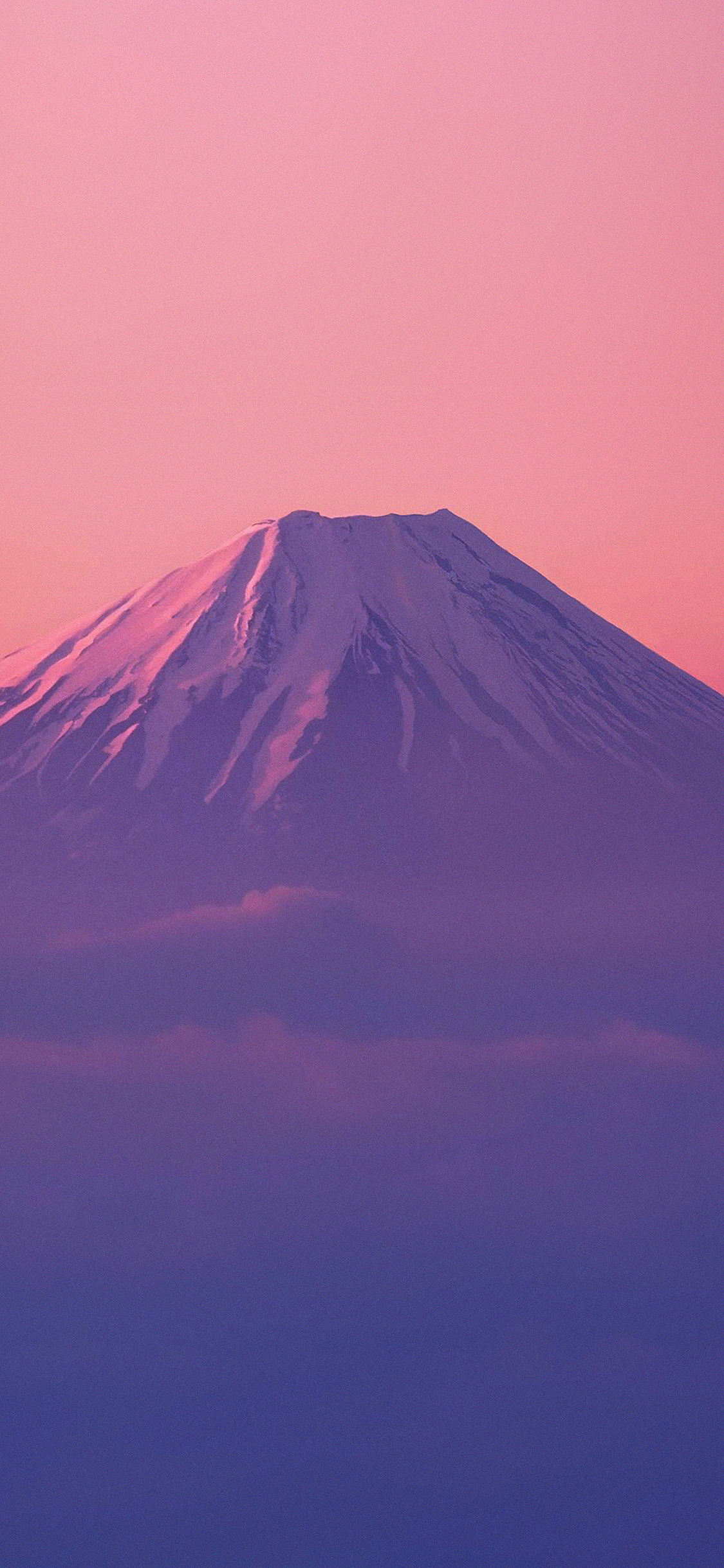 iPhoneXpapers.com-Apple-iPhone-wallpaper-ad51-fuji-mountain-alone