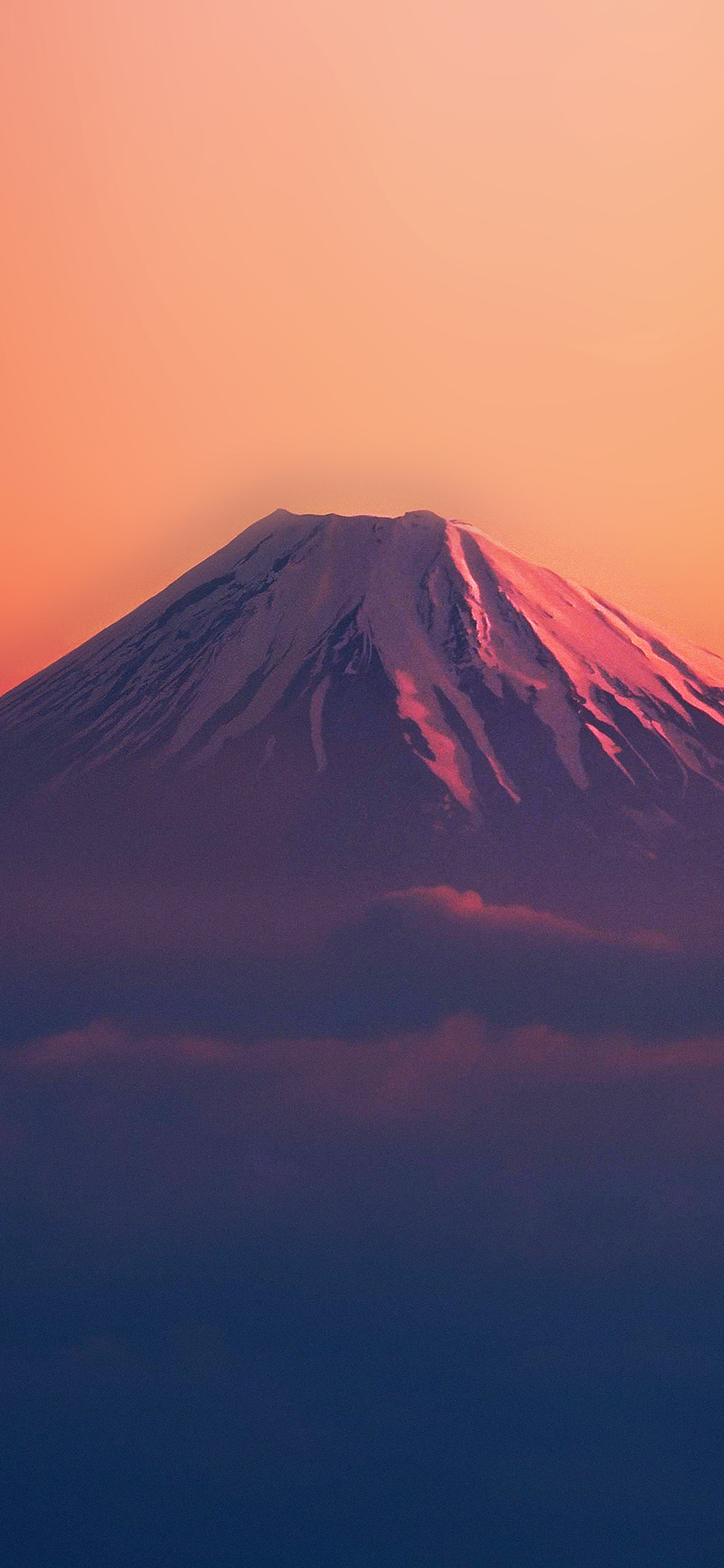 iPhoneXpapers.com-Apple-iPhone-wallpaper-ad53-fuji-red-mountain-alone