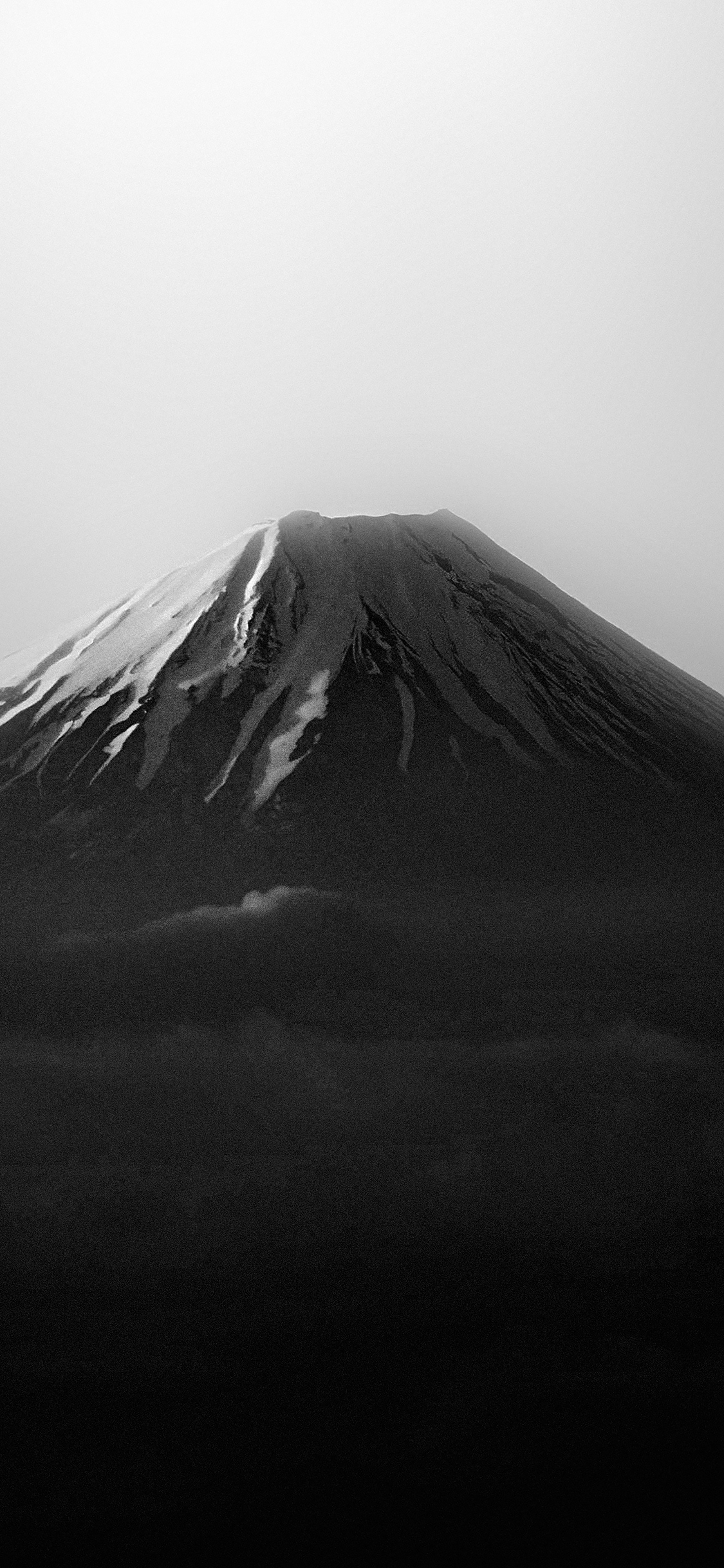 iPhoneXpapers.com-Apple-iPhone-wallpaper-ad54-fuji-dark-mountain-alone