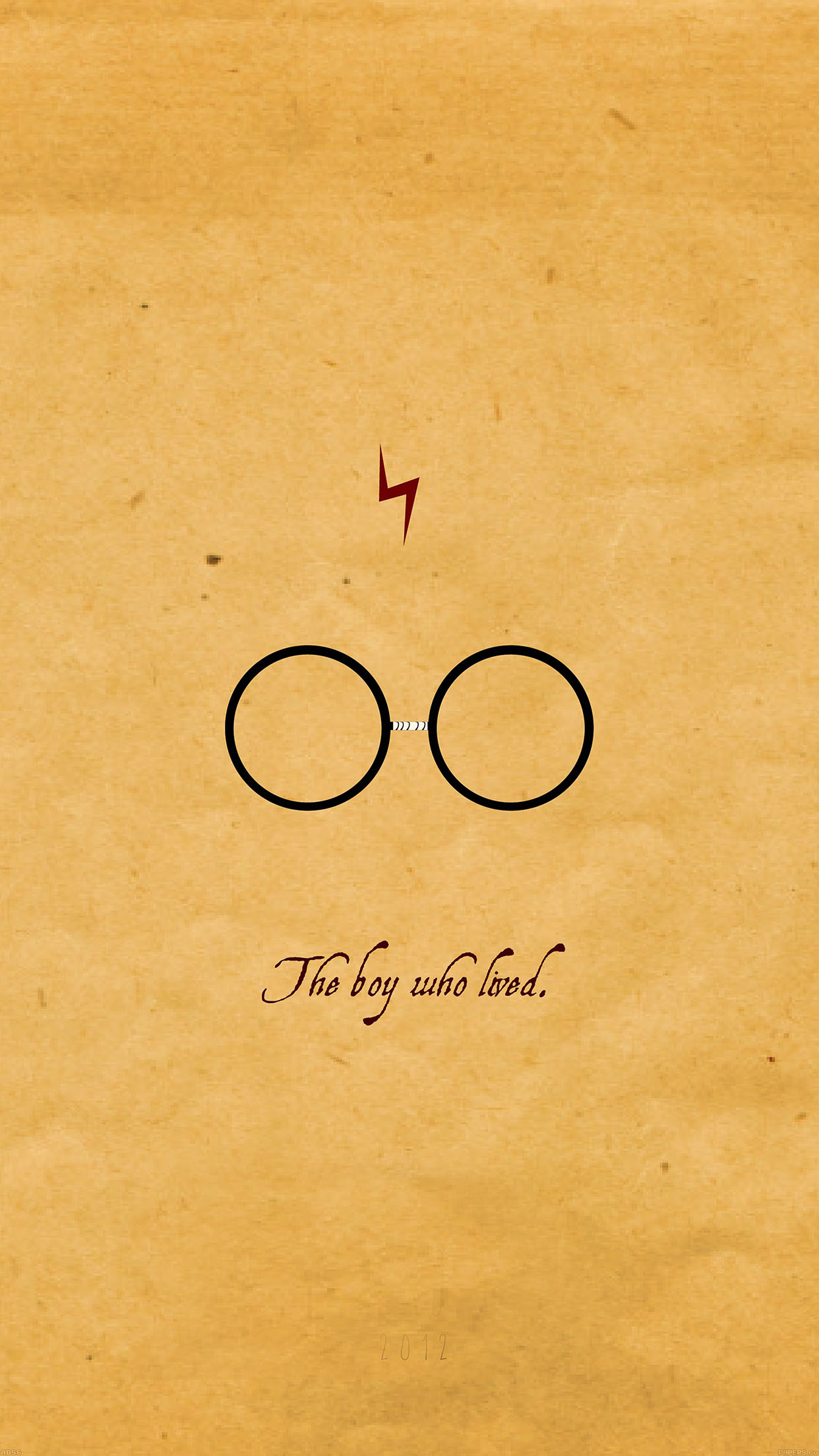 Ad56 Harry Potter Quote Film Papersco