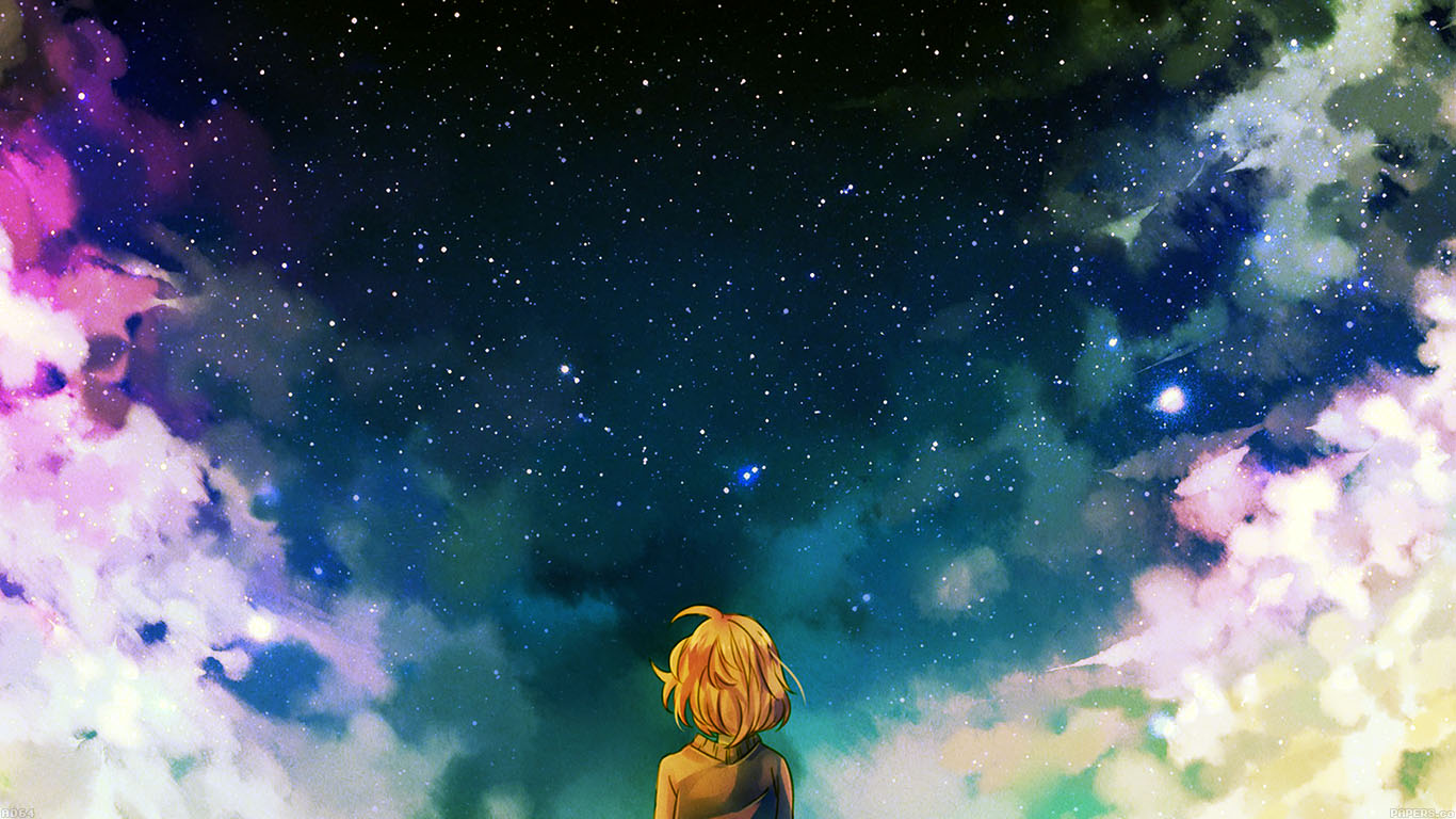 iPapers.co-Apple-iPhone-iPad-Macbook-iMac-wallpaper-ad64-starry-night-illust-anime-girl
