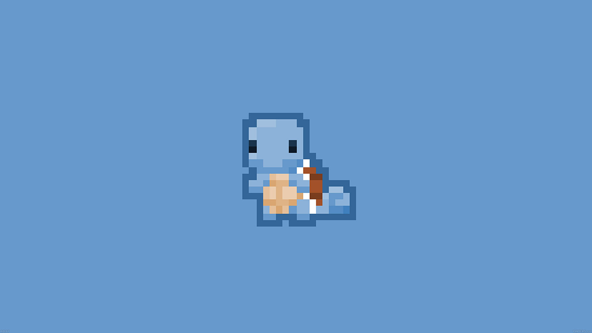 ad81-squirtle-pixel-art-illust - Papers.co