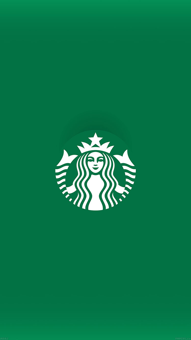 iPhonepapers.com-Apple-iPhone8-wallpaper-ad82-starbucks-logo-art