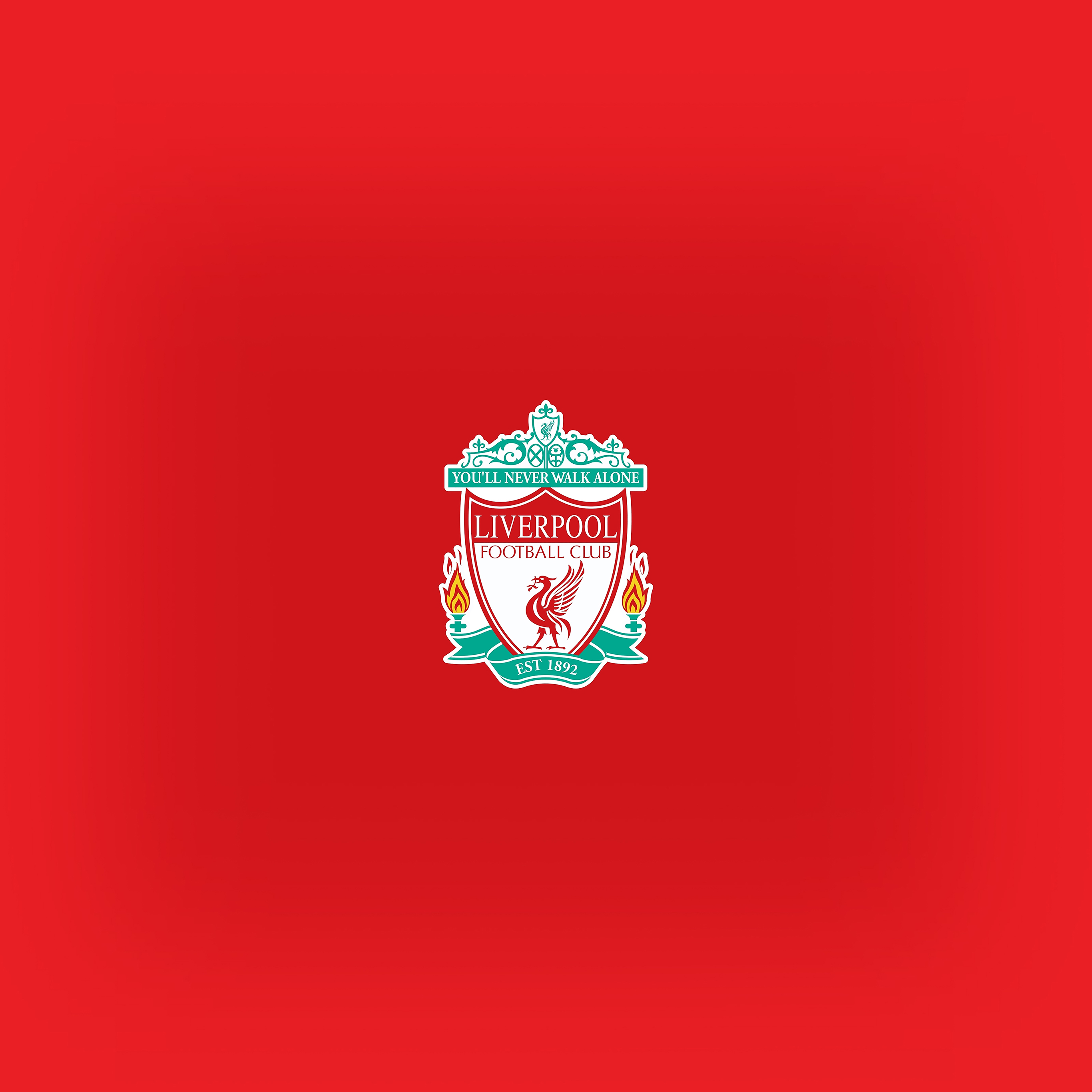 Papers Co Android Wallpaper Ad92 Liverpool Logo Never Walk Alone