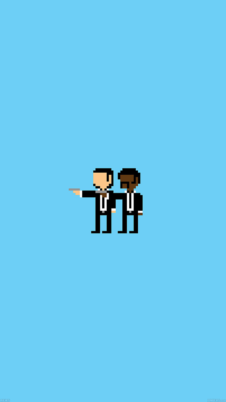 iPhone6papers.co-Apple-iPhone-6-iphone6-plus-wallpaper-ae05-pulp-fiction-pixel-art-illust